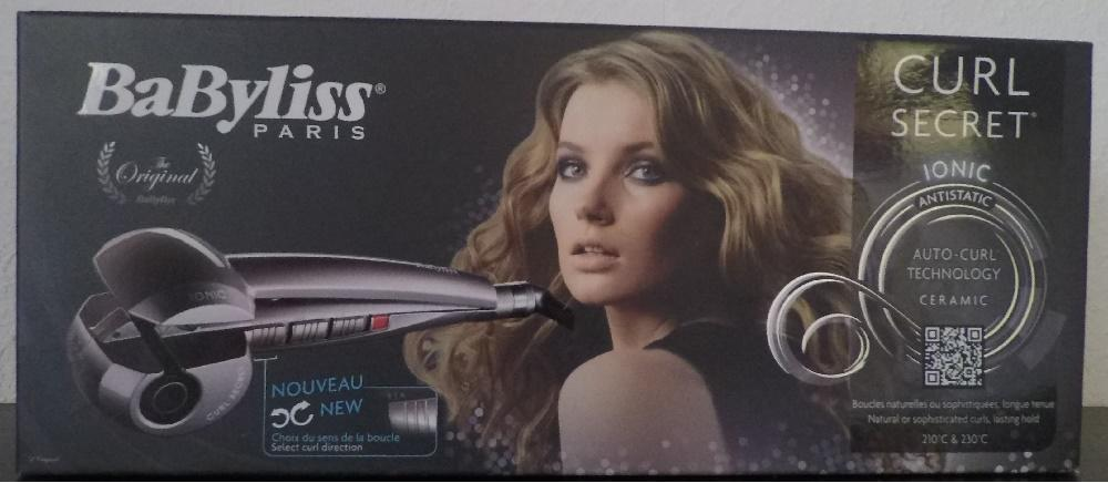 Babyliss C1200E Verpackung